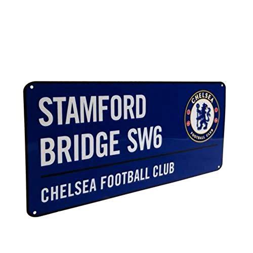 Chelsea Colour Street Sign - Multi-Colour