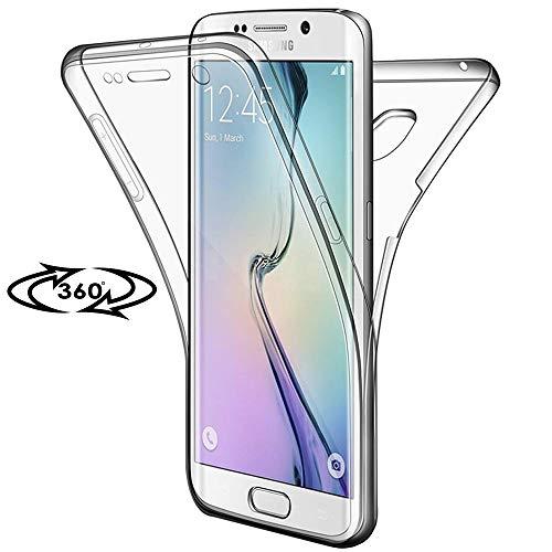 Custodia per Samsung Galaxy S6 Edge+ Plus   Copertura Completa A 360 Gradi  