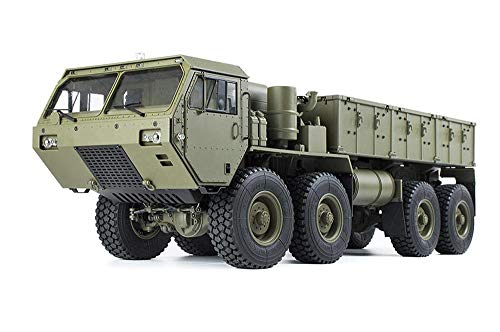 Integy RC Model Hop-ups C28702 HG-P801 1/12 8X8 Military Truck ARTR w/ 2.4GHz Remote, Sound & Light Upgrades