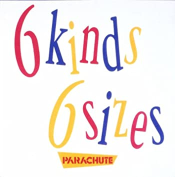 6 kinds 6 sizes