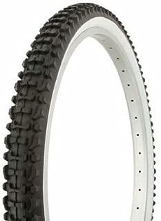 Lowrider Tire Duro 26 x 2.10 Black/White Side Wall HF-107. Bicycle tire, Bike tire, Beach Cruiser Bike tire, Cruiser Bike tire, Chopper Bike tire, mountian Bike tire