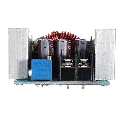 YYONGAO Module, Constant Current Adjustable Buck Converter Step Down Module Board With Short Circuit Protection DC 6-40V To 1.2-36V 300W 20A Module