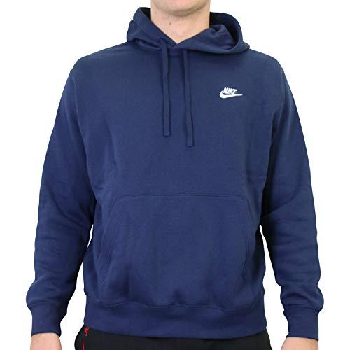 Nike Męska bluza Club 19 z kapturem
