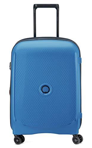 DELSEY Belmont Plus Trolley, Azul (Zinc Blue), 33 l