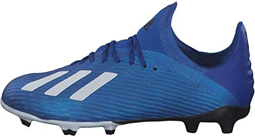 adidas Kinder Fussballschuhe X 19.1 FG J Team Royal Blue/FTWR White/Core Black 35