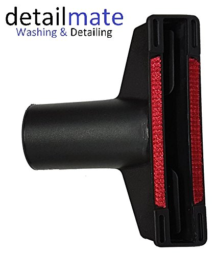 Autobekledingsmondstuk met draadlift en 35 mm zuigbuisaansluiting geschikt voor Kärcher Miele AEG Bosch Siemens Philips Rowenta stofzuiger en natte droge stofzuiger en alle andere gangbare stofzuigermodellen met een diameter van 35 mm.