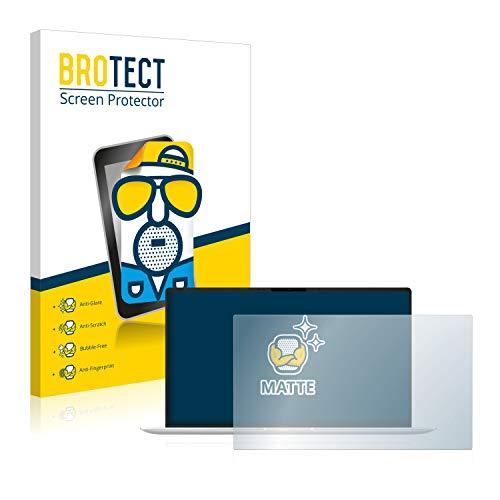 BROTECT Entspiegelungs-Schutzfolie kompatibel mit Asus ZenBook 14 UX433FN Bildschirmschutz-Folie Matt, Anti-Reflex, Anti-Fingerprint