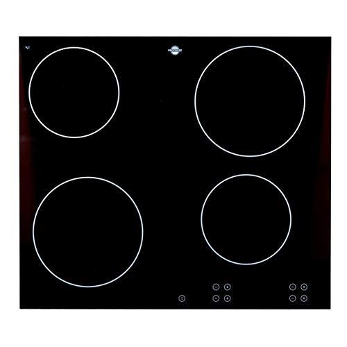 Electrolux Glaskeramikplatte PROGRESS 387663601/4 für Kochfeld Herd