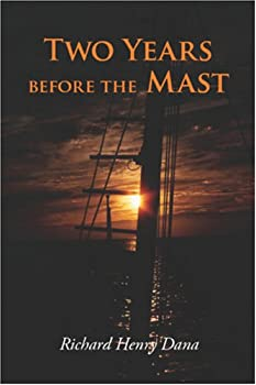 Paperback Two Years Before the Mast, Large-Print Edition [Large Print] Book