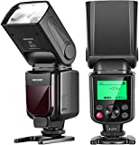 Neewer NW635 GN58 TTL Flash Speedlite with LCD Display and Soft Diffuser Compatible