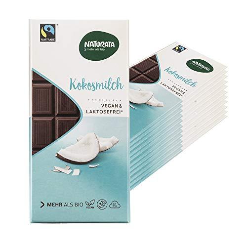 NATURATA Spécial Cocos Pur, vegan, 12x 100g