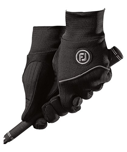 Footjoy WinterSof - Golf Gloves Right and Left Hands Color: Black...