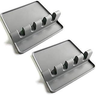 Annjom Organizador de Cuchillos y Tenedores Estante Exclusivo para Cubiertos de Cocina Cocina para el hogar Off-White