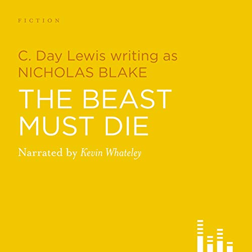 The Beast Must Die cover art