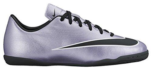 Nike Unisex-Kinder Jr Mercurial Victory Ic Fußballschuhe, Violett (Urban Lila/Black-Bright 580), 37 EU