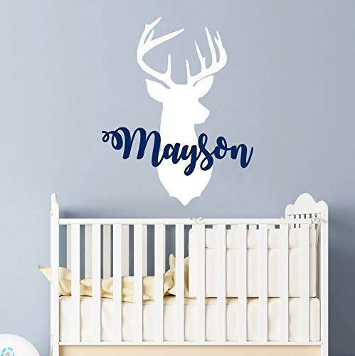 Antlers Wall Decal
