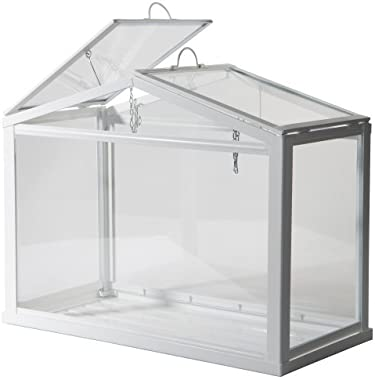 Ikea Greenhouse, Indoor/outdoor, White