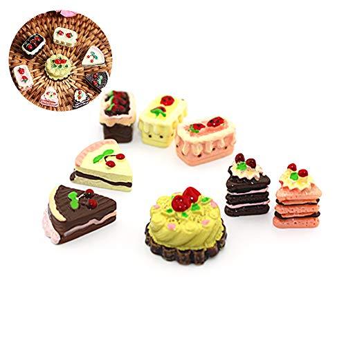 Naisicatar -   8pcs Mini-Kuchen