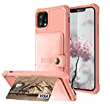 PU Leather case iphone 11 pro MAX apple Magnetic Kickstand
