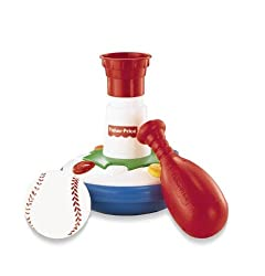 Baby baseball toy gift idea for a new dad and baby