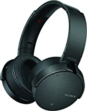 Sony XB950N1 Extra Bass Wireless Noise Canceling Headphones, Black