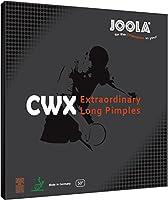 JOOLA(ヨーラ) 卓球 ラバー ヨーラ シーダブリューエックス CWX テンション/粒高 71238 アカ OX