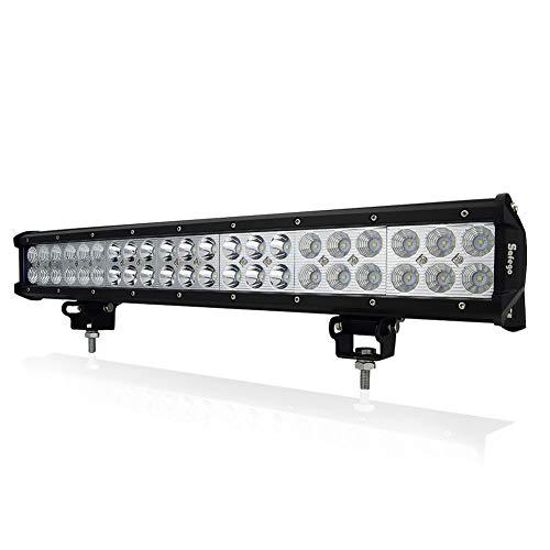 Preisvergleich Produktbild Safego C126WCB-18S 50, 8 cm Zoll 126 W LED Light Bar Beam Bumber Dach fahren Nebelscheinwerfer