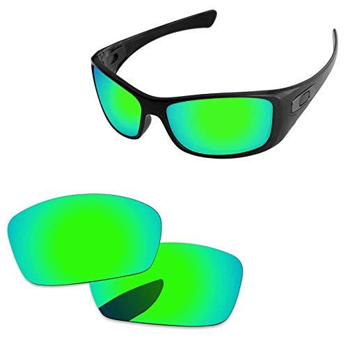 sunglasses restorer Lentes de Recambio Compatibles para Oakley Hijinx