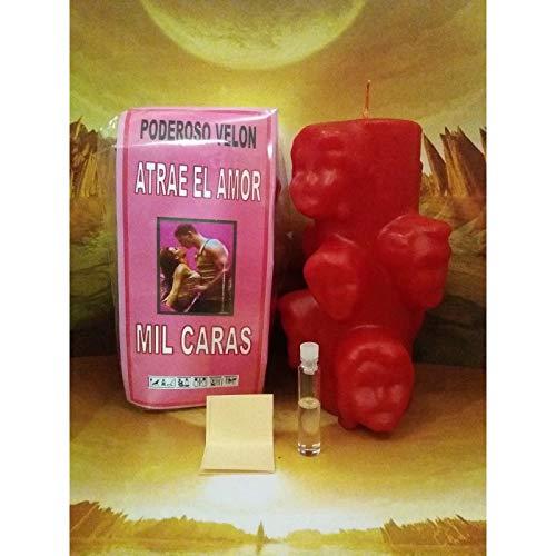 VELON MIL Caras - ATRAE EL Amor - Rituales y Hechizos