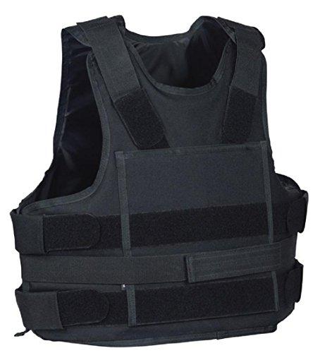 Zertifizierte Stichschutzweste TW 19 - Tactical Unterziehweste - Größe 52-56