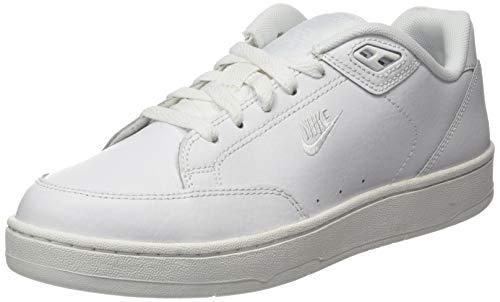 Nike Grandstand II, Scarpe da Tennis Uomo, Bianco (White/White/White 102), 40.5 EU