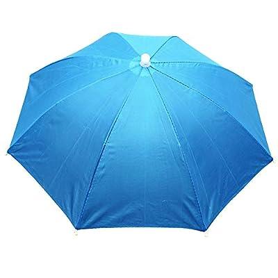 CHuangQi Sombrero Paraguas Plegable