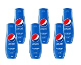 SodaStream Sirup Pepsi Cola - 1x Flasche ergibt 9 Liter Fertiggetränk,...