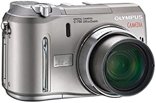Olympus C-750 4MP Digital Camera w/ 10x Optical Zoom