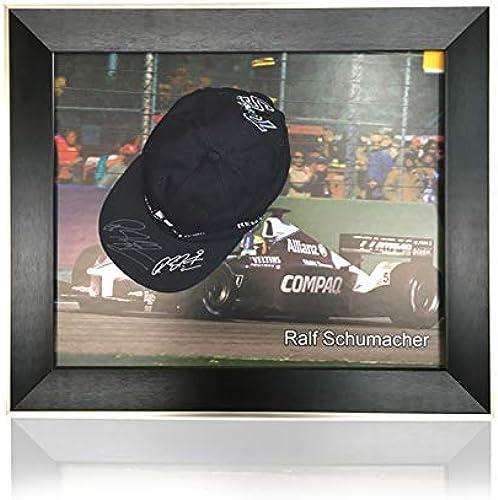 Generic Ralf Schumacher Classic Dome Frame Casquette Formule 1