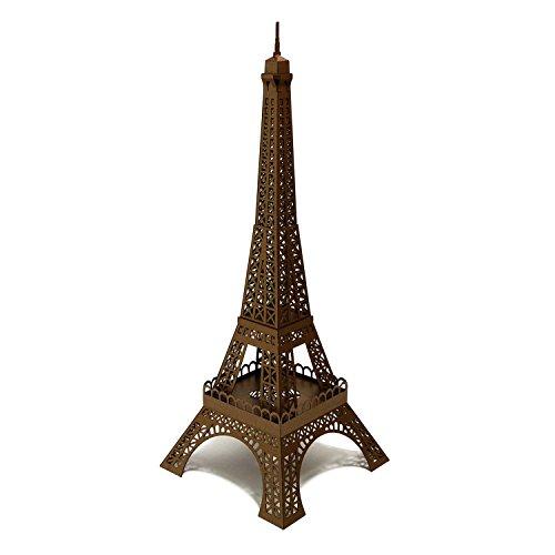 PaperLandmarks Eiffelturm Kartonmodell Bastelset