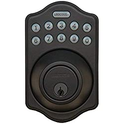 top rated Electronic lock state with remote control LS-DB500-RB 2021
