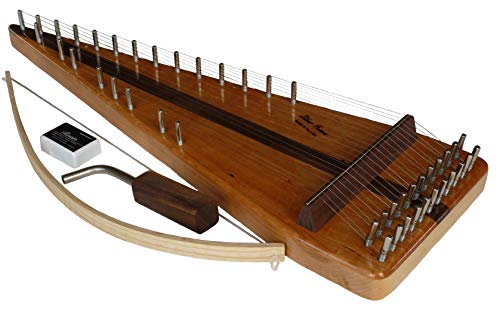 Zither Heaven Cherry Strings