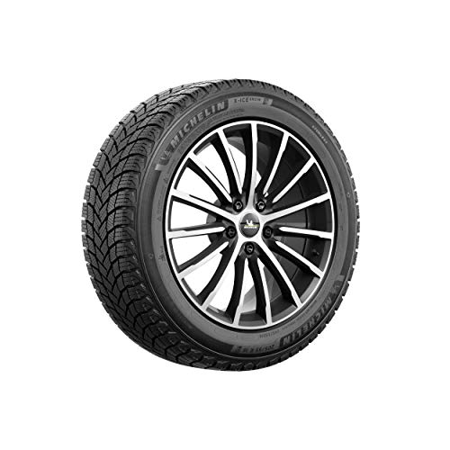 Michelin X-Ice Snow Radial Car Tire for SUVs, Crossovers, and Passenger Cars; 205/55R16/XL 94H