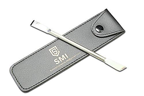 SMI – 15,5 cm precisie-hobbymes Scalpelmes Precisie DIY Art & Craft Mes Roestvrij staal Snijden Carving Art Creation Scrapbooking stencil Multifunctioneel sculptuurmes 30 Pcs