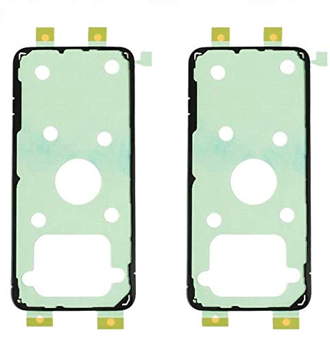 Samsung OEM Original Back Rear Cover Battery Cover Sticker Adhesive Glue Tape for Samsung Galaxy S8 G950 (All Carriers)