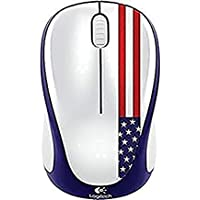 Logitech M317C Wireless Optical Mouse with Built-in USB Hub