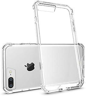 لاجهزة ايفون 7 بلاس شفاف ارمور غطاء مقاوم للصدمات