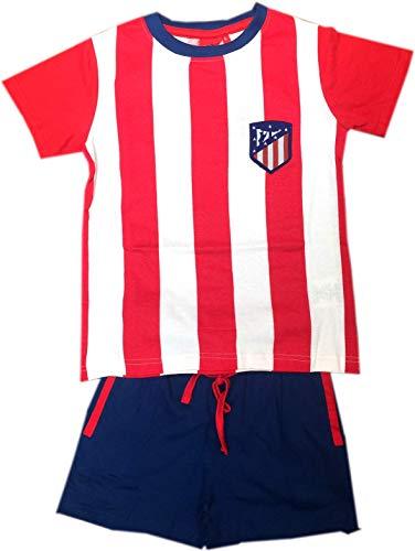 Pijama Atlético de Madrid niño Verano (12)