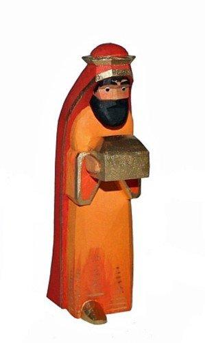 Lotte Sievers Hahn 1064 König Orient braun stehend