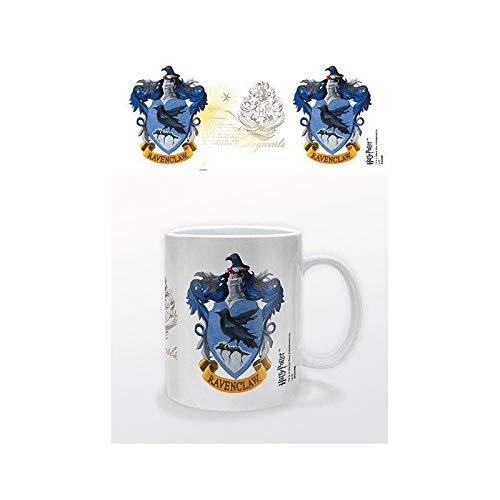 Kaffeetasse-Ravenclaw Crest
