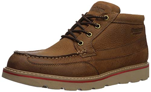 Dunham Colt Waterproof Moc Boot Tan 12 4E