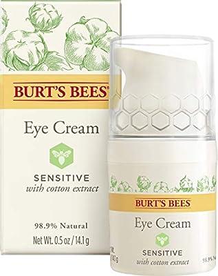 Burt's Bees Eye Cream for Sensitive Skin, 0.5 Ounce