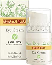 Burt's Bees Eye Cream for Sensitive Skin, 0.5 Ounce