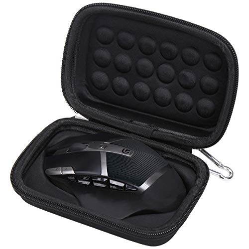 Aproca Hard Travel Storage Case Compatible with Logitech G602 Lag-Free Wireless Gaming Mouse